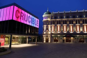 Sheffield Theatres External by Craig Fleming